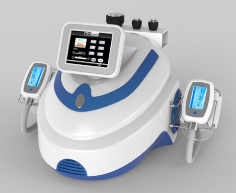 Bd09 5in1 Vacuum RF Cryolipolysis Cavitation Weight Loss Equipment
