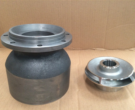 Carbon Steel/Stainless Steel Sand Castings Water Pump Parts