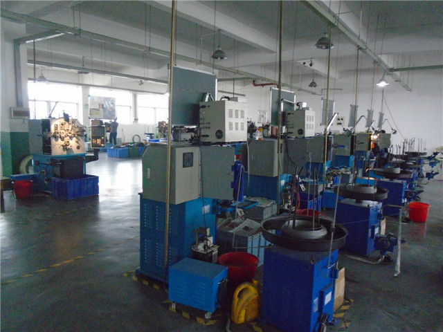 Customized Wire Forms Lever Spring of Stainless Steel