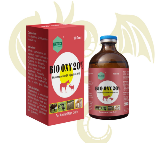 Oxytetracycline LA 20% Injection