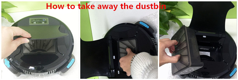 Home Appliance Smart Auto Robot Vacuum Cleaner
