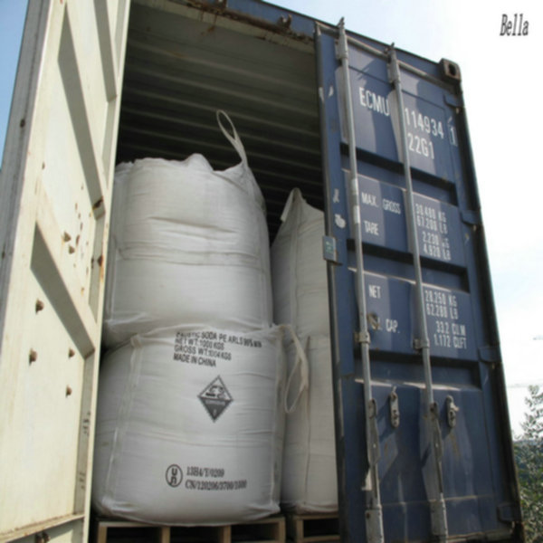 BV Certification Main Product Caustic Soda 99% Flake