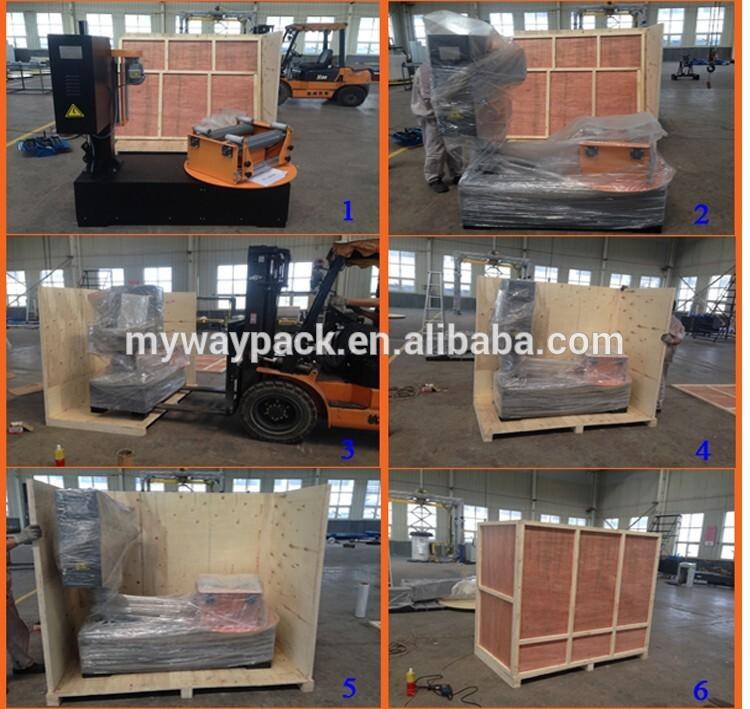 Pallet Packing Machine