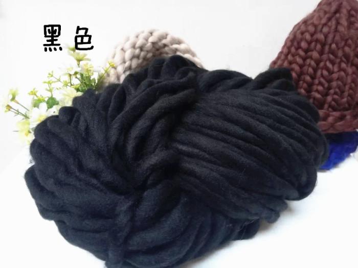 Big Loop Merino Wool Super Chunky Big Loop Yarn