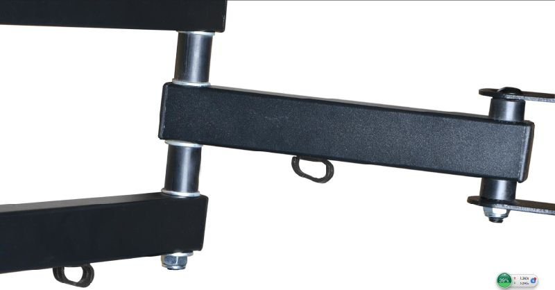 TV Wall Mount Black or Silver Suggest Size 14-32