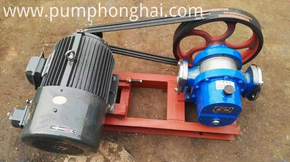 Horizontal Sanitary Stainless Steel Pumps