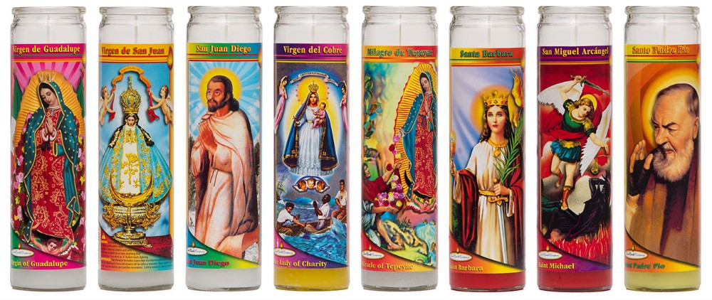 Private Label Religious Candles