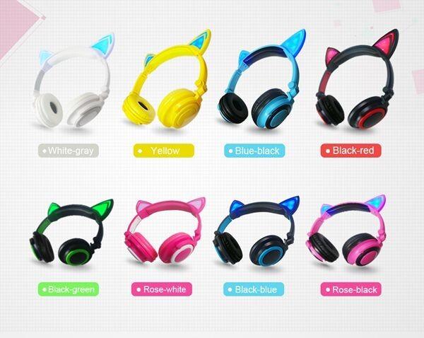 Cat Headphones Wireless