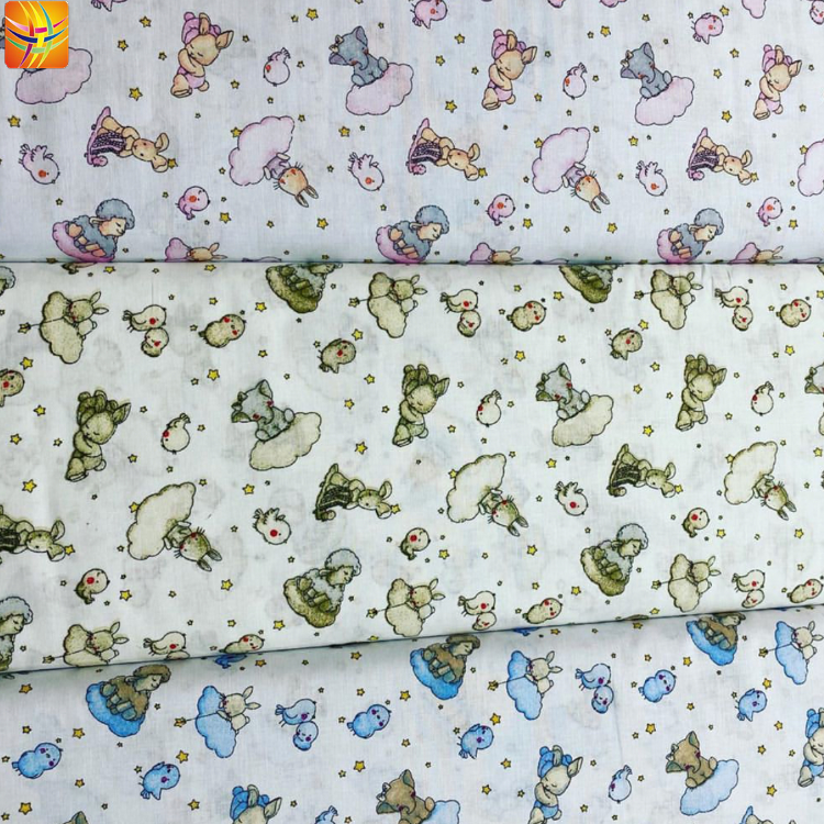 100% Cotton Print Cotton Fabric