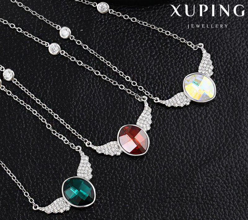 43226 Fashion Charm Crystals From Swarovski Jewelry Pendant Necklace