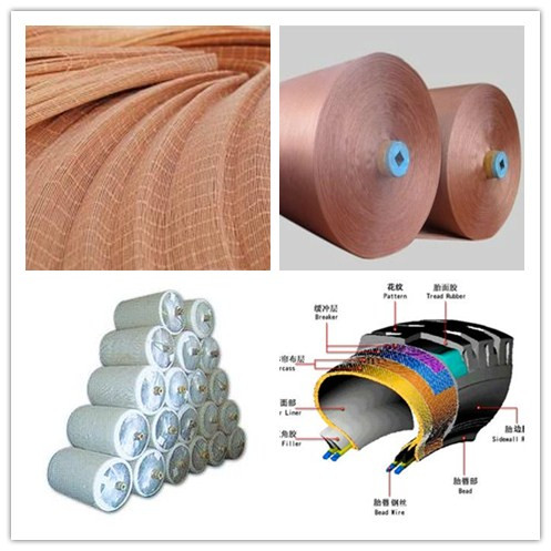 PA6 1400dtex/2 Nylon Dipped Tyre Cord Fabric