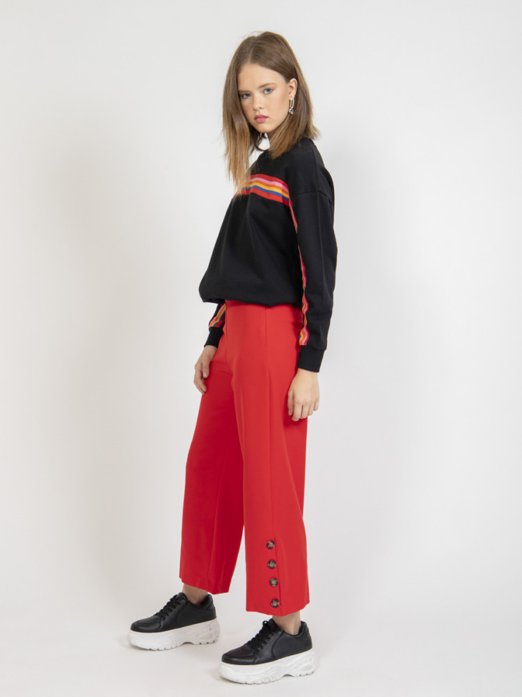 Women Wide Leg Pants