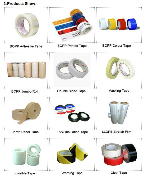 Tissue Double Side Tapes (WT-02)