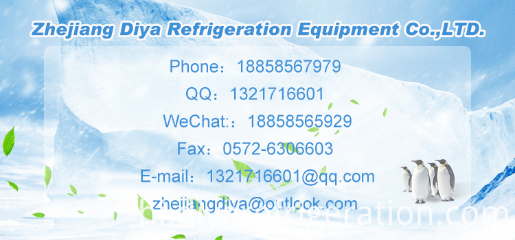 High Effeicient Safe Air Cooled Condensing Unit