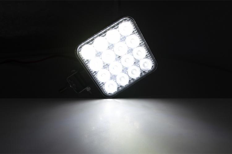 Led light bar 48w Led bar work light