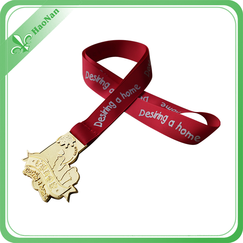 2015 Brand New Medal Ribbon with Direct Manufacturers