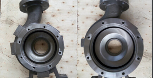 Sand Casting Stainless Steel Cast Water Pump Casing