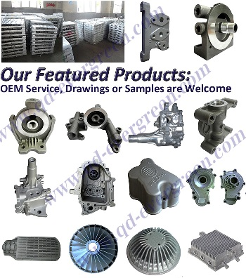 China Castings by Machinery Part