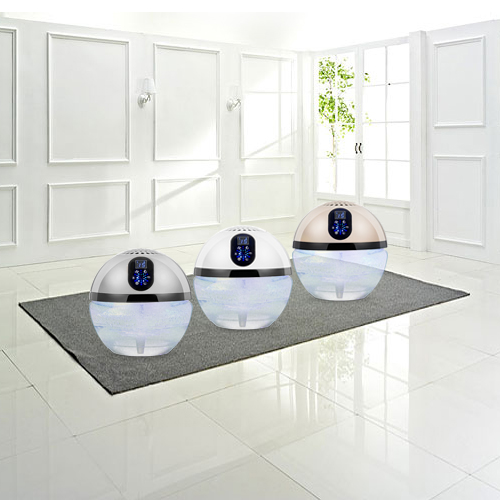 Kenzo Water Air Purifier Breathe Air Fresher with Ionizer