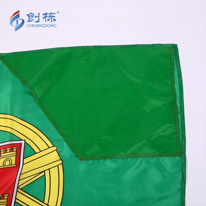 Custom Polyester Satin Printing Spain National Body Flags
