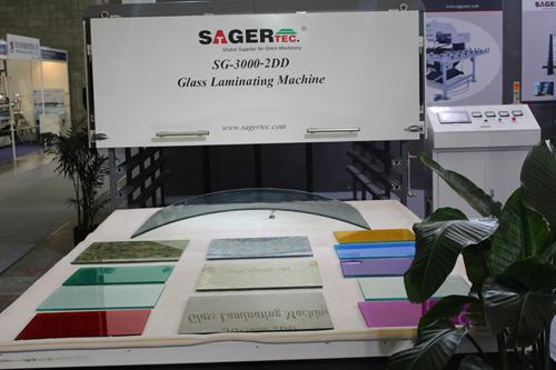 New Design Glass Laminating Machine for Sale