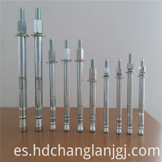 mechanical anchor bolt
