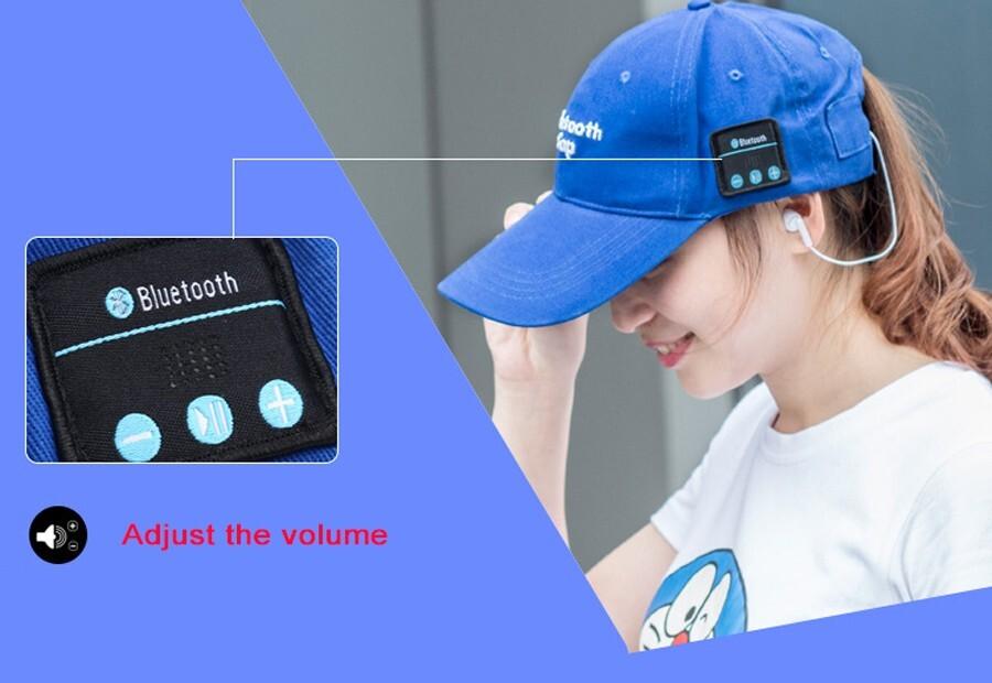 Baseball Wireless Hat