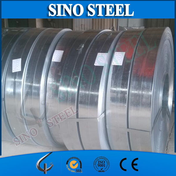 Best Price Dx51d Z100 Zinc Coated Steel Strip with SGS Approved
