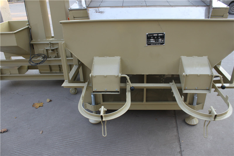 Blowing Grain Seeds Gravity Destoner for Kinds of Grain Seed