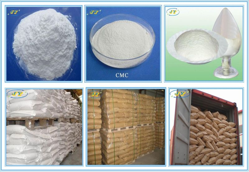 Carboxymethyl Cellulose for Detergent Grade