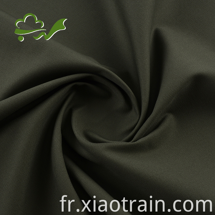 Cotton Spandex Woven Fabric