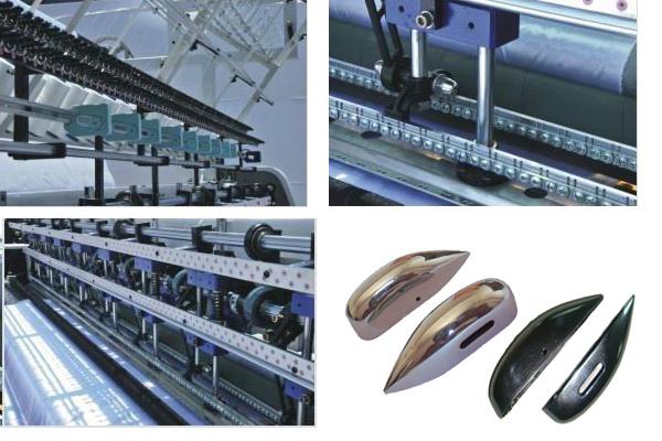 Yuxing Lock Stitch Quilting Machine, Computerized Multi-Needle Quilter Machine