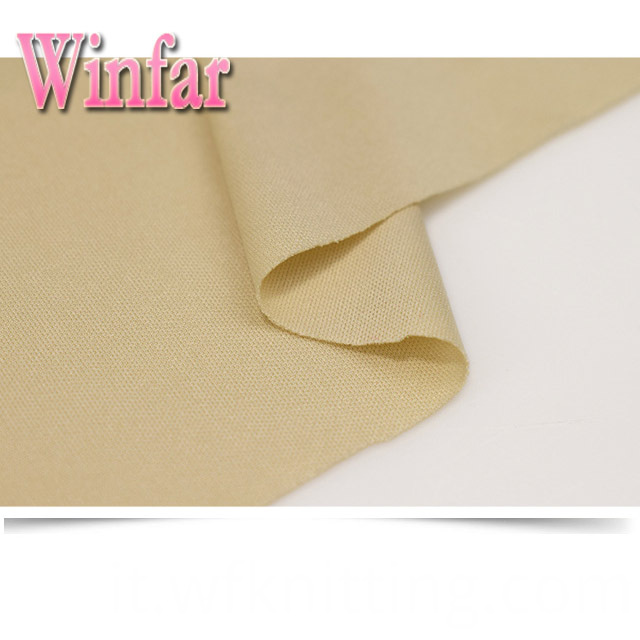 High Quality Interlock Fabric 100% Polyester