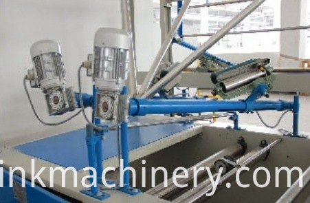 Textile Finish Machine