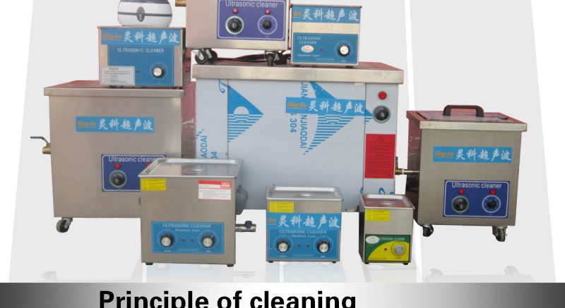 Ultrasonic Cleaner Bath for Domestic Usage
