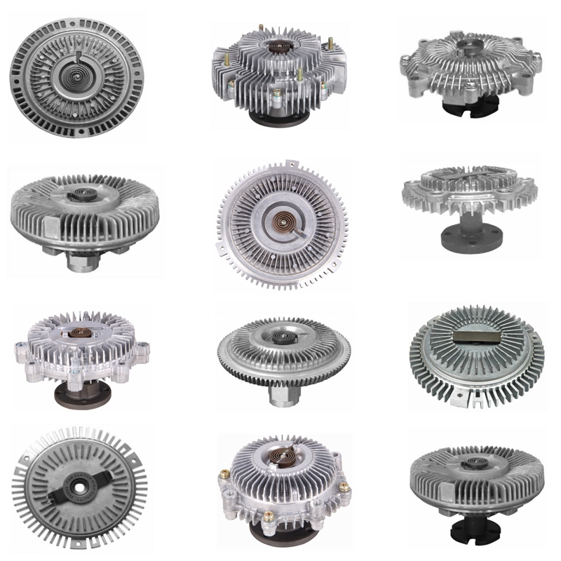 Hot Sell Cooling System Auto Fan Clutch for Car