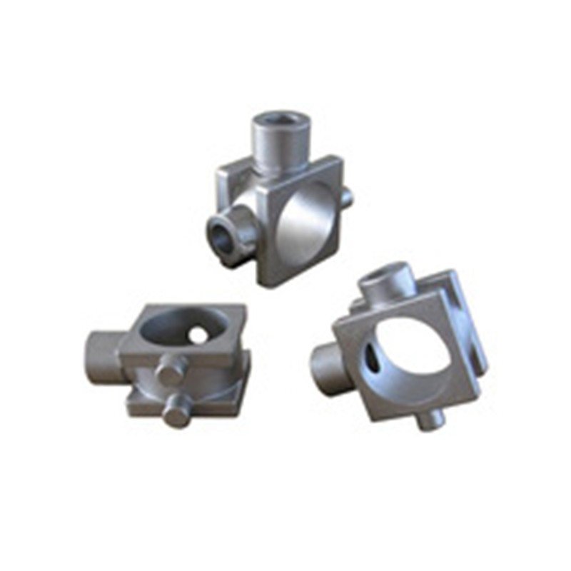 Stainless Steel Precision Casting Exhaust Manifold