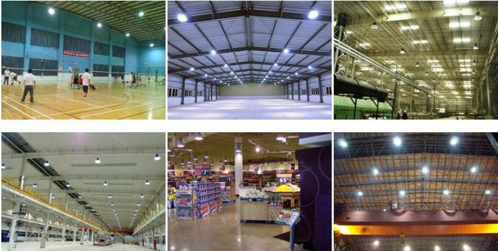 Hot Selling Energy Saving Industrial LED High Bay Light