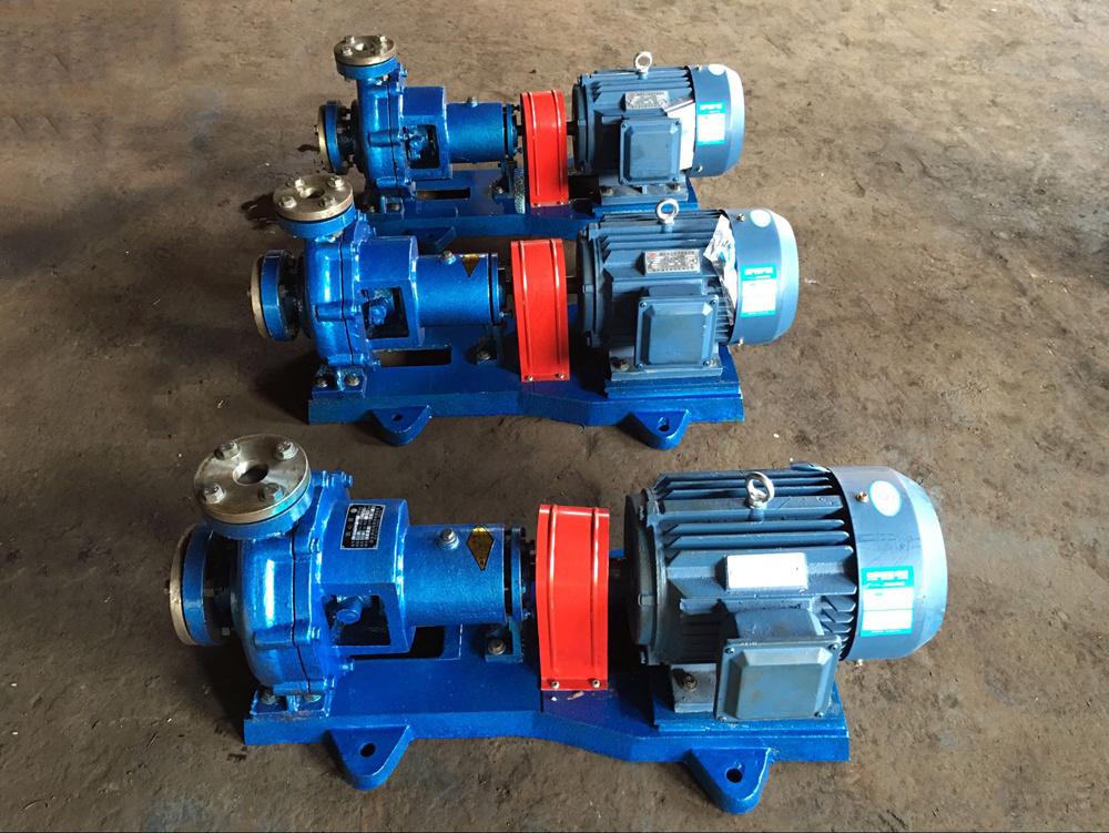 Electric Hot Oil Pumps