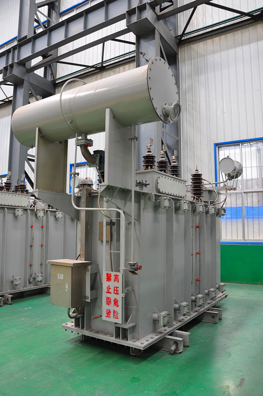 66kv Oil-Immersed Distribution Power Transformer