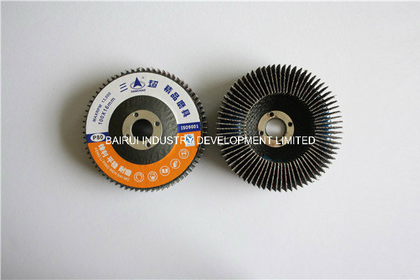 Flap Wheel with Shaft for Grinding/Polishing Metal Hole