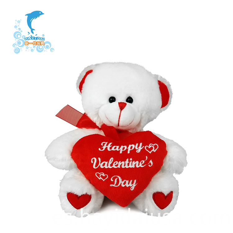 Valentines Gift Teddy Bear with Heart