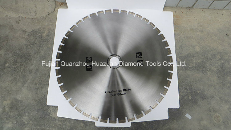 700mm Saw Blade for Cutting Granite