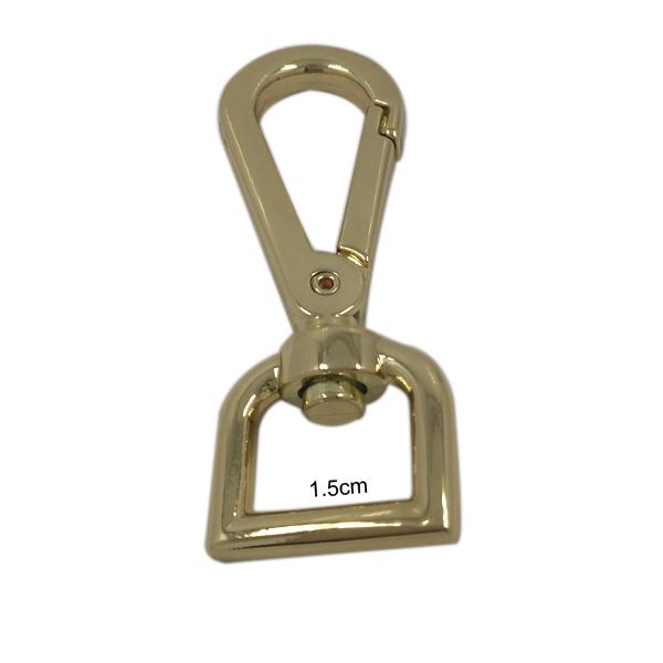 Fashion Accessory Bag Metal Swivel Snap Hook