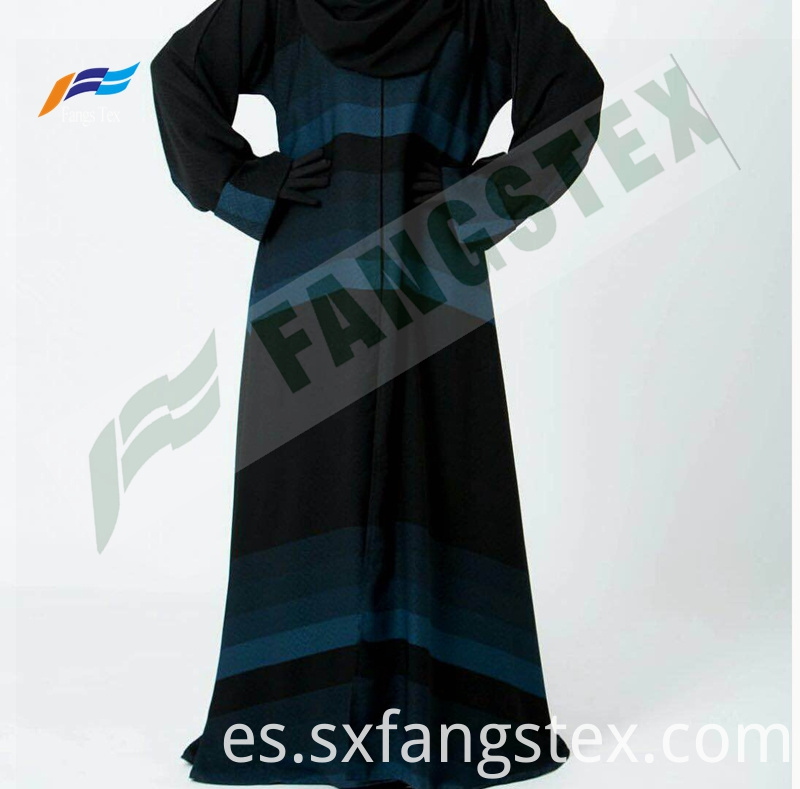 excellent quality formal black fabric