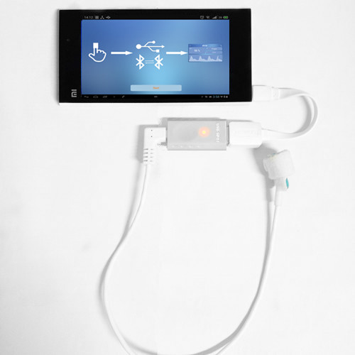 Home-Care USB Style Oxygen Pulse Oximeter