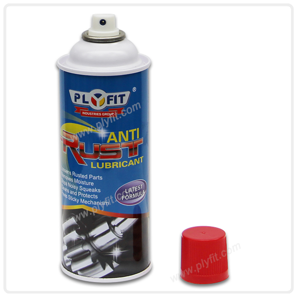 Hardware Damp Proofing Multi-Function Anti Rust Lubricant Spray