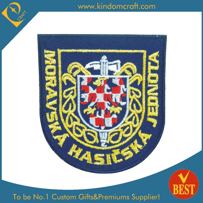 2015 Newest Customed Embroidery Badge or Patch for Army