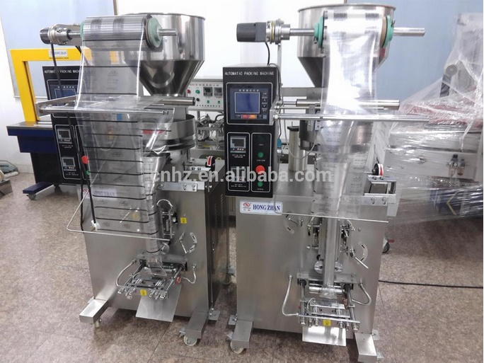 Automatic Granule Packing Machine with 4 Side Seal
