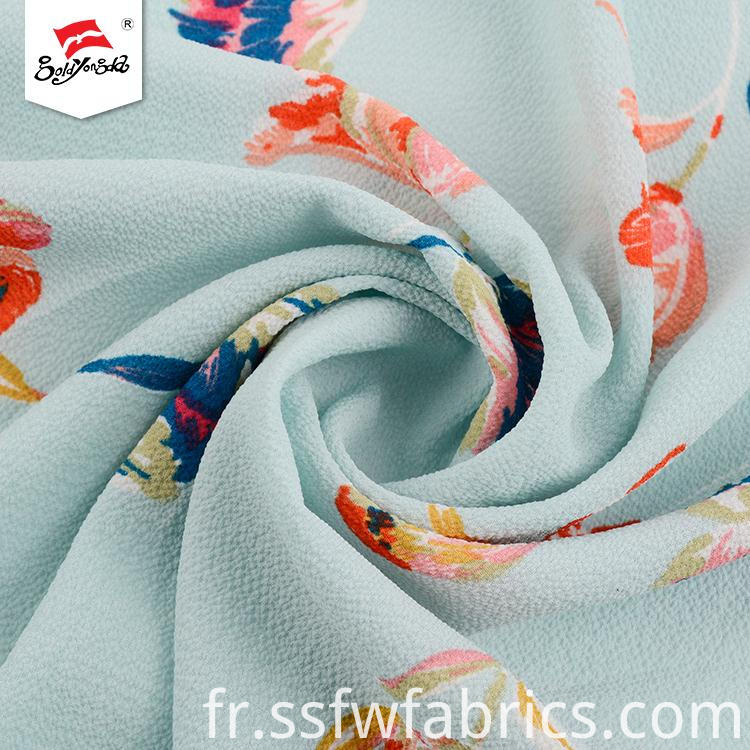 Bubble Crepe Dress Fabric
